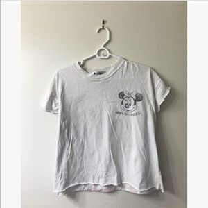Happy go lucky vintage Minnie Mouse tee